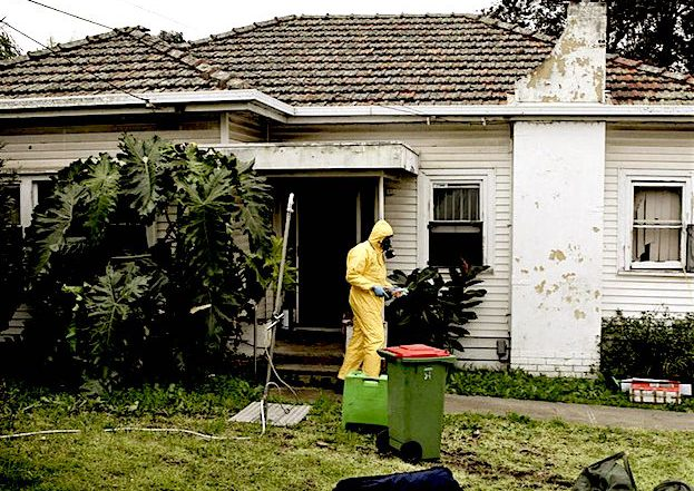 How to spot a meth lab in Australia